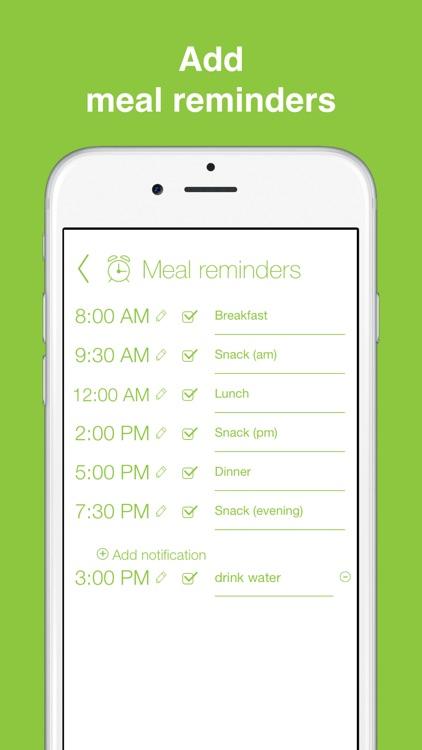 See How You Eat Food Diary App screenshot-6