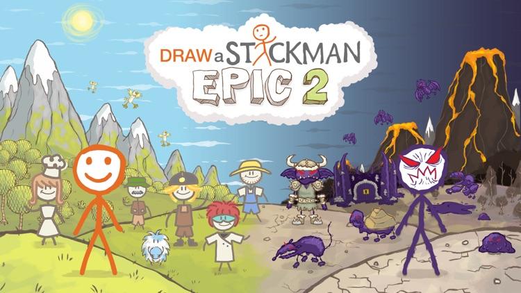 Draw a Stickman: EPIC 2 screenshot-0