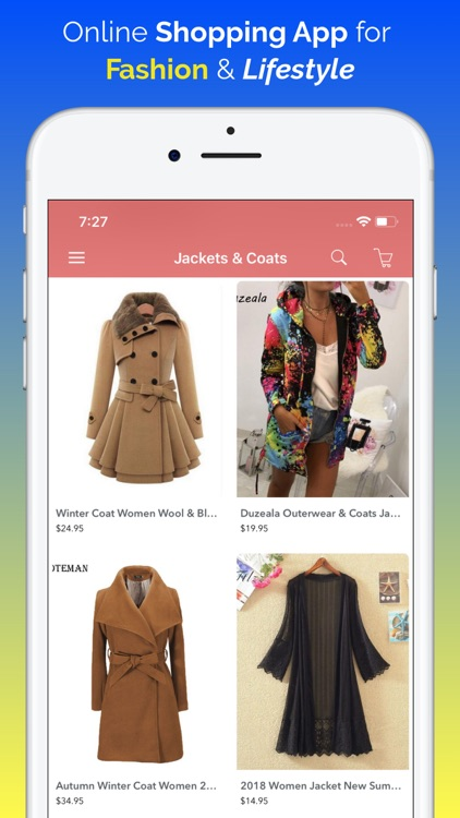 Women's Clothing Online Store screenshot-5