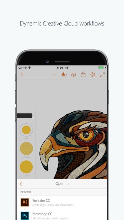 Adobe Illustrator Draw screenshot-4