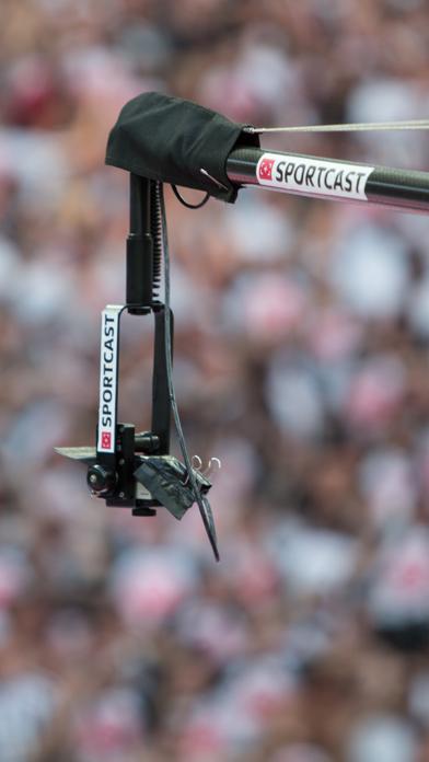 Sportcast - Dispo-AppScreenshot von 1