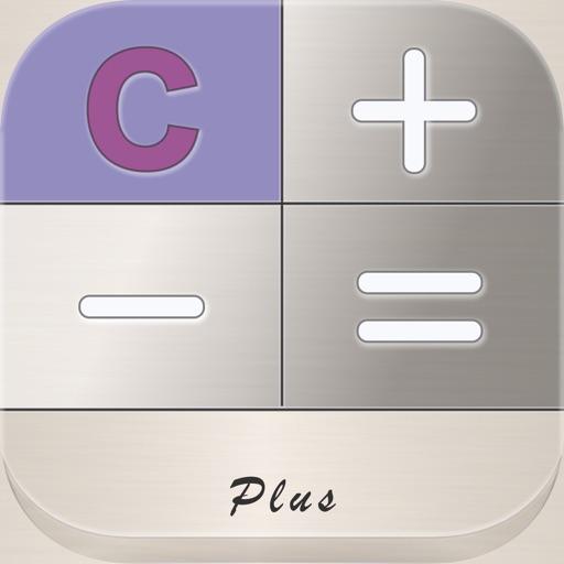 Calculator + - Twin Plus App #