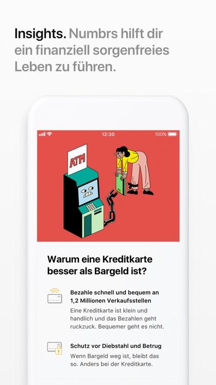 Numbrs – Mobile Banking screenshot-4