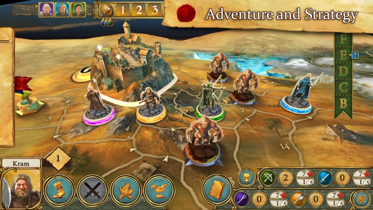 Legends of Andor screenshot-0
