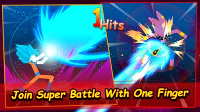 Stick Super Battle: War Fight screenshot one
