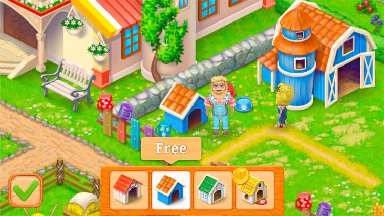 Granny's Farm: Match-3 Game screenshot-6