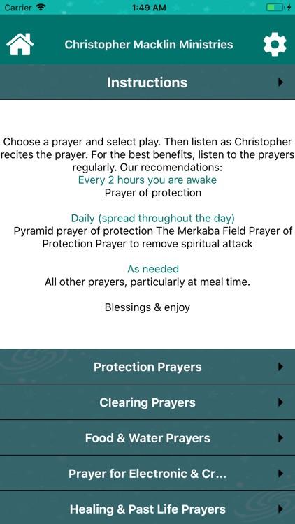 CM Prayers screenshot-4