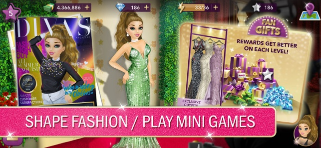 Hollywood Story Fashion Star On The App Store