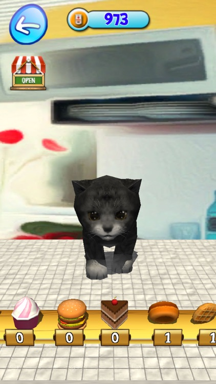 KittyZ, my virtual pet screenshot-4