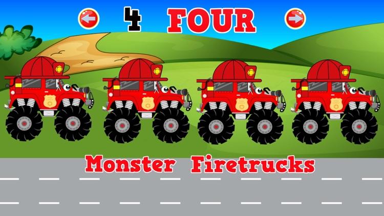 Fire-Trucks Game for Kids FULL screenshot-4