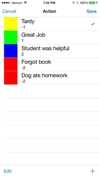 Teacher's Assistant Lite screenshot-3