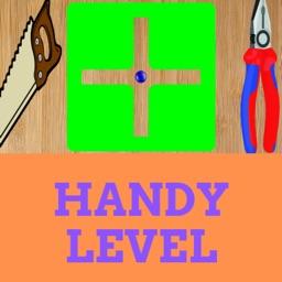 Handy Level in Pocket