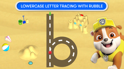 Paw Patrol: Alphabet Learning screenshot 1