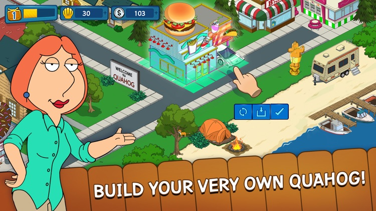 Family Guy The Quest for Stuff