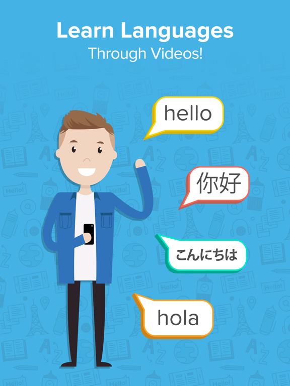 FluentU - Learn a Language with Videos! screenshot