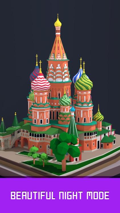 Fifteen: 3D & AR 15 puzzle screenshot-3