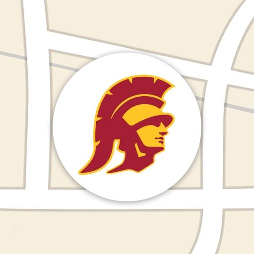 USC Campus Maps