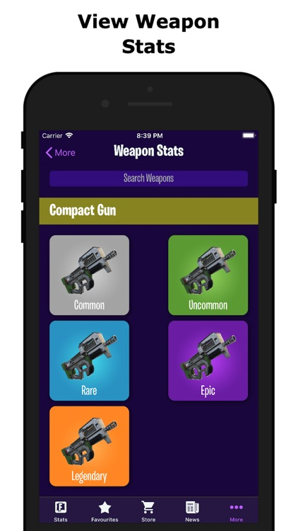 Stats for Fortnite Unofficial screenshot-3