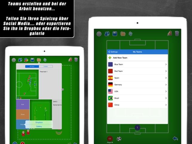Taktikboard Fur Fussball Im App Store
