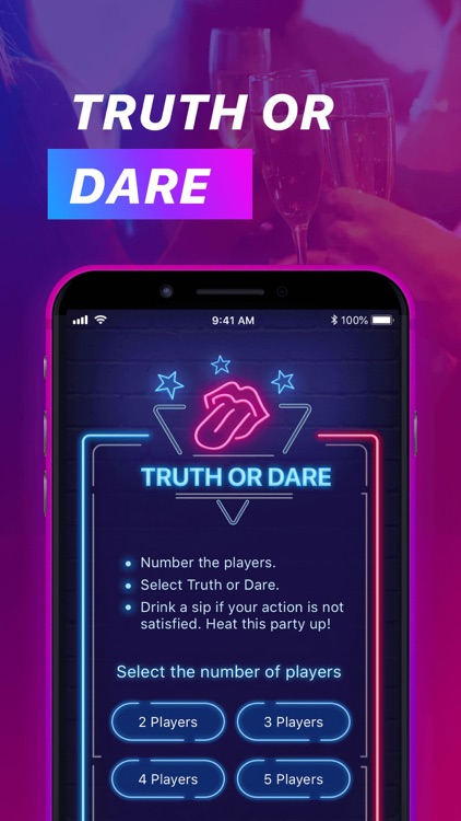 PartyUp - Party games and more screenshot-4