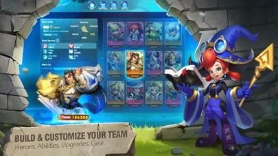 Heroes Bash screenshot 7
