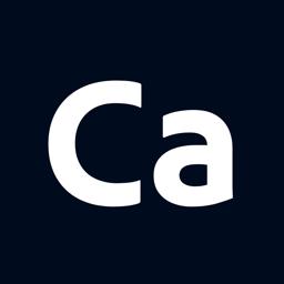 Ícone do app Adobe Capture: câmera criativa