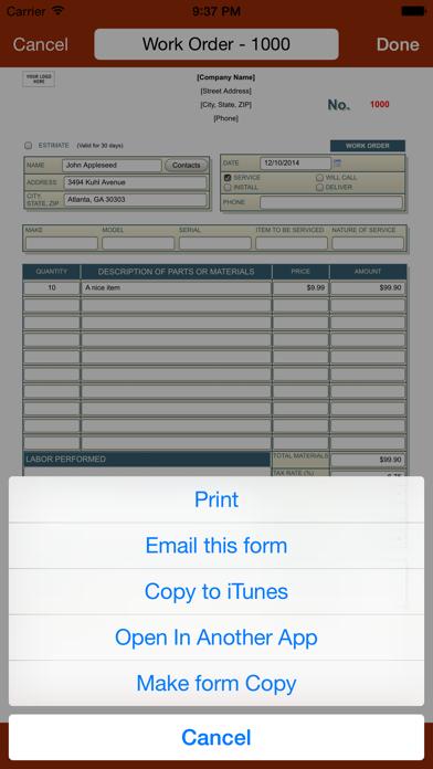 Forms-2-Goのおすすめ画像5