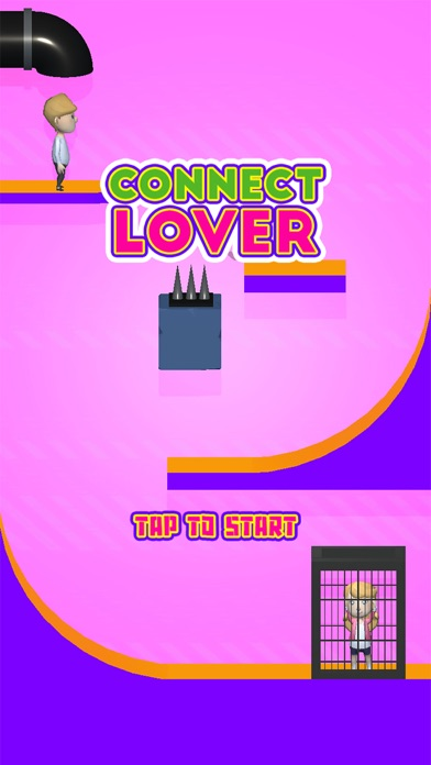 Connect Lover - draw puzzle screenshot 1