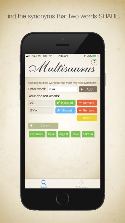 Multisaurus screenshot-2