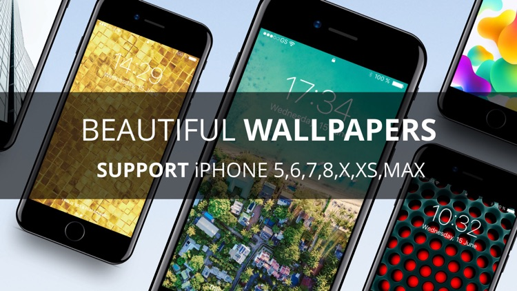 Wallpapers & Themes Background screenshot-3
