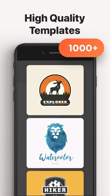 Logo Maker Shop screenshot-3