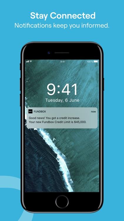 Fundbox - Small Business Loans screenshot-4