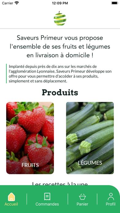 messages.download Saveurs Primeur software