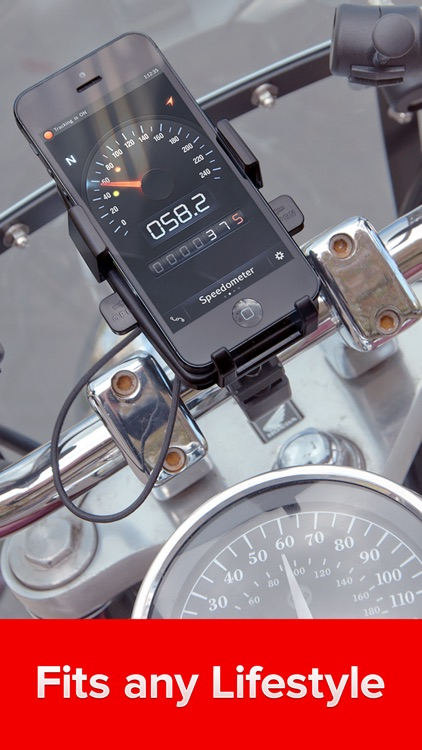 Speed Tracker lite screenshot-4