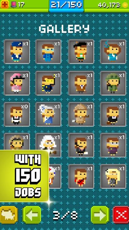 Pixel People screenshot-4