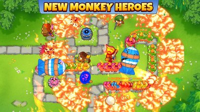Screenshot for Bloons TD 6 in India App Store