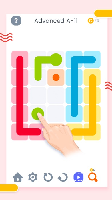 Screenshot for Puzzle Glow-All in One in United Kingdom App Store