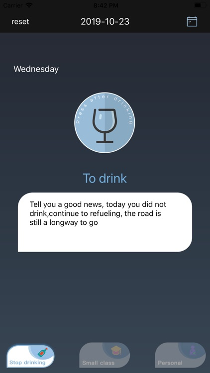 Limit your drinking