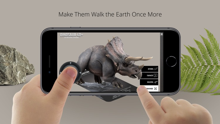 Dinosaur 4D+ screenshot-2