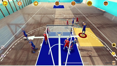 Basketball 3D playbook Screenshots