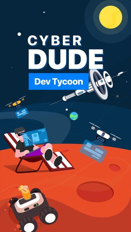 Cyber Dude: Dev Tycoon screenshot-0