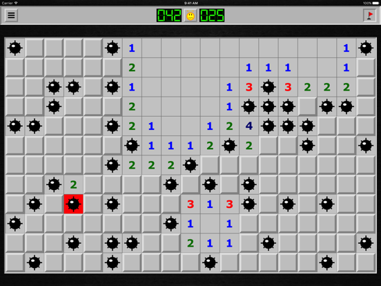 Скачать игру Сапёр (Minesweeper)