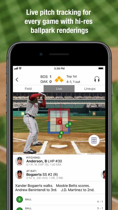 MLB Screenshot