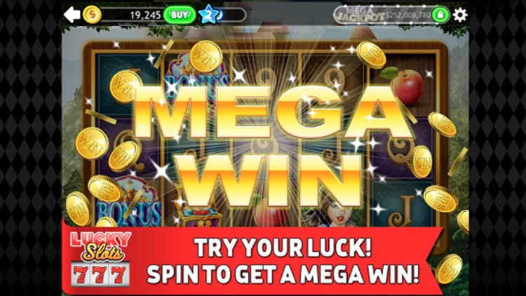Lucky Slots: Vegas Casino screenshot-3