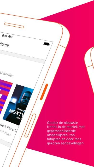 Screenshot for SoundCloud - Muziek & Audio in Netherlands App Store