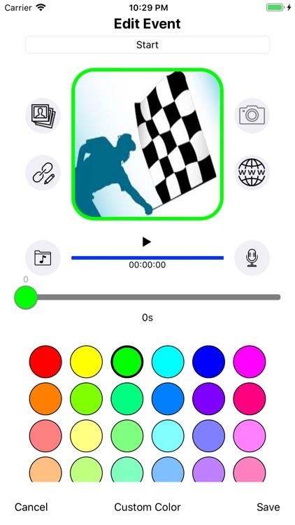 Colored Timer screenshot-4