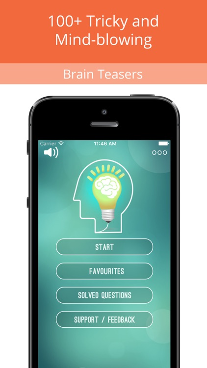Brain Teasers - Thinking Games by Games for Friends LLC