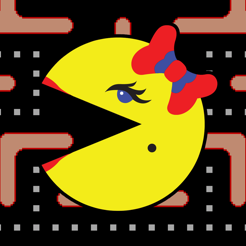 ‎Ms. PAC-MAN