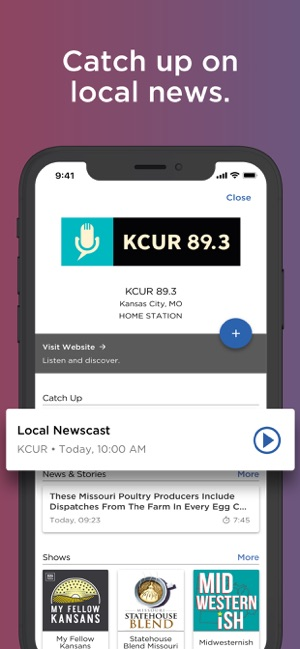 NPR One on the App Store