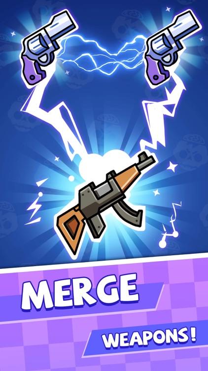 Merge Guns VS Zombies screenshot-3
